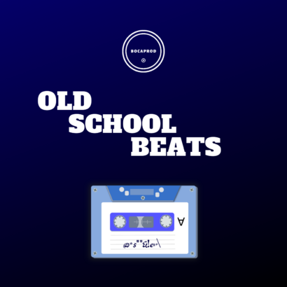 Bocaprod - Old School Beats (2020)